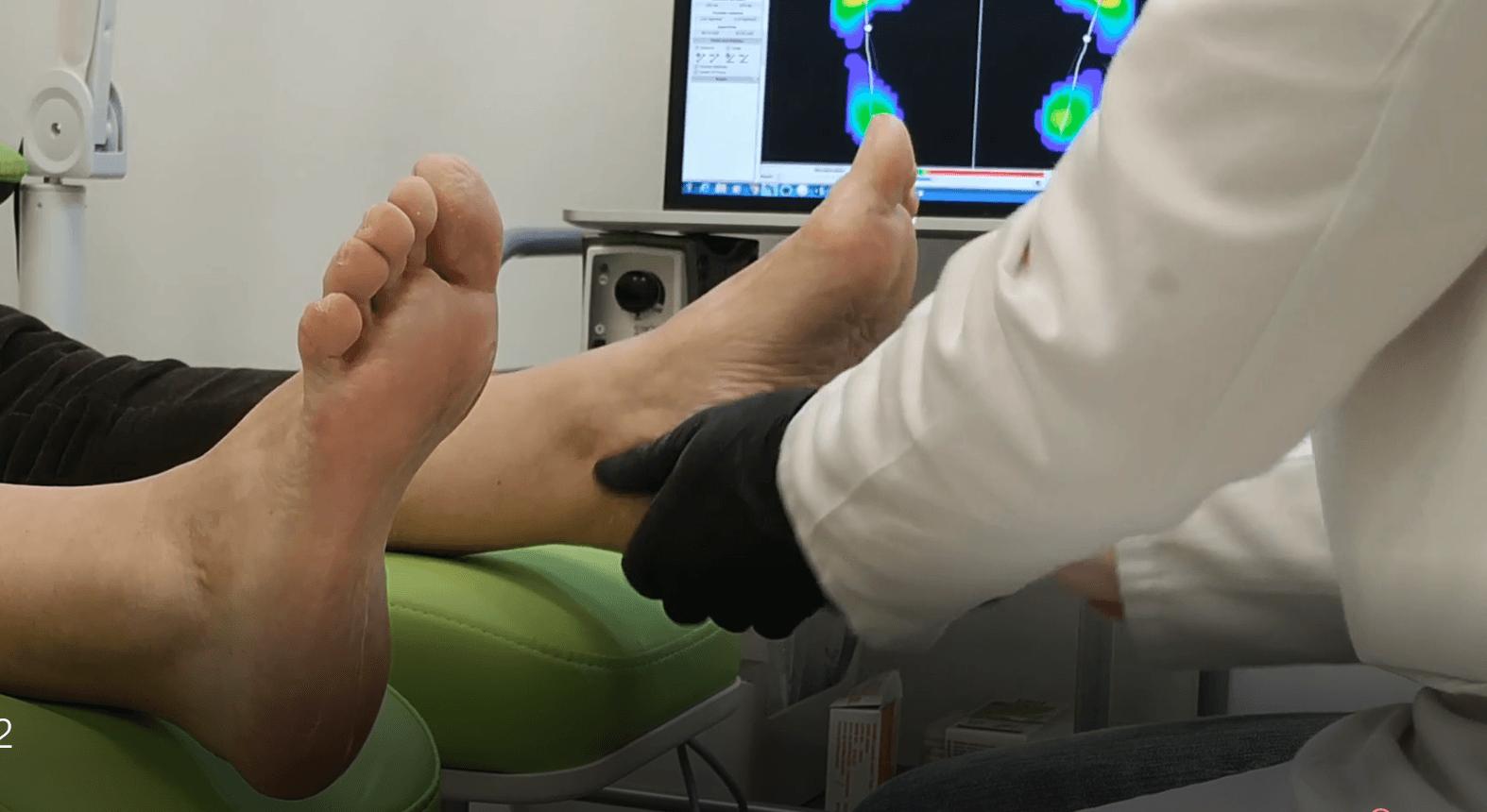 Quiropodia - tratamiento de podología en Getafe