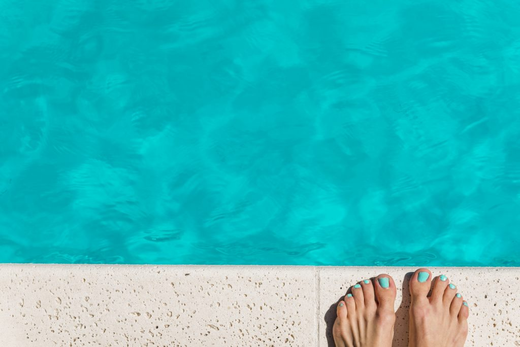 Prepara tus pies para el verano